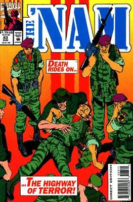 The 'Nam Vol 1 (Comic-book.) #83