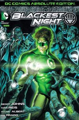 Blackest Night. DC Cómics Absolute