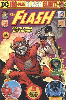 The Flash 100-Page Giant! (Comic Book 100 pp) #2