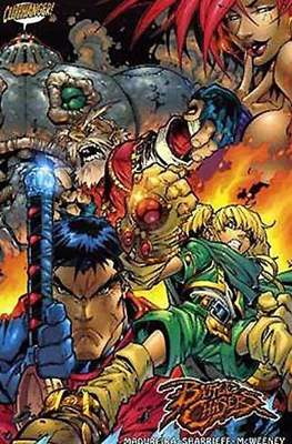 Battle Chasers (2000) (Grapa, 24 pags) #1