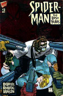 Spider-Man: The Lost Years (Comic Book) #3