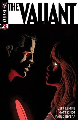 The Valiant (2014) (Comic-book) #3