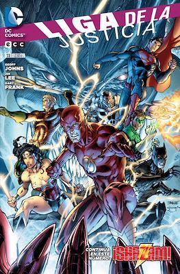 Liga de la Justicia. Nuevo Universo DC / Renacimiento (Grapa) #11
