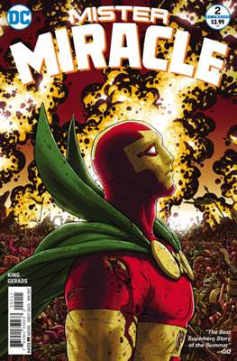 Mister Miracle (Vol. 4, 2017- 2018) #2
