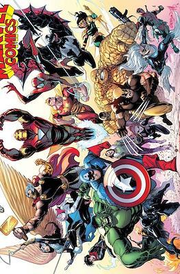 Marvel Comics #1001 (Variant Covers)
