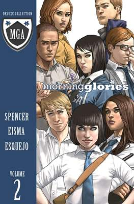 Morning Glories Deluxe (Hardcover) #2