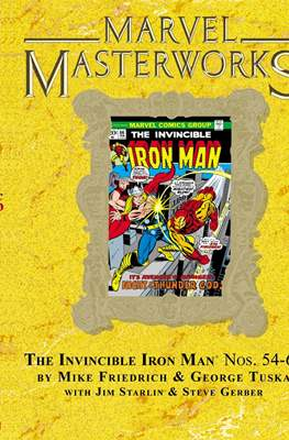 Marvel Masterworks (Hardcover) #216