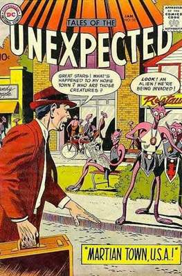 Tales of the Unexpected (1956-1968) (Comic Book) #33