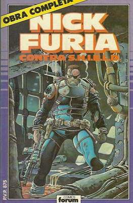 Nick Furia contra S.H.I.E.L.D.