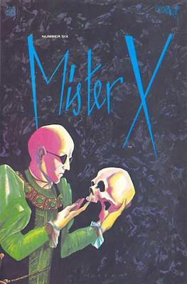 Mister X (Grapa) #6