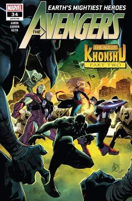 The Avengers Vol. 8 (2018-...) (Comic Book) #34
