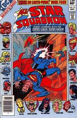 All-Star Squadron Vol 1 (Grapa) #15