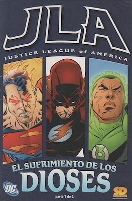 Justice League of America - El sufrimiento de los Dioses (Rústica) #1