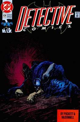 Detective Comics Vol. 1 (1937-2011; 2016-) (Comic Book) #634