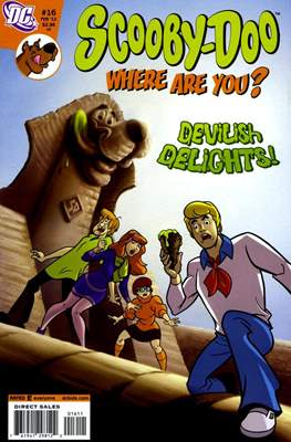 Scooby-Doo! Where Are You? (Comic Book) #16