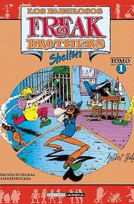 Los Fabulosos Freak Brothers - Edición Integral (Rústica 156 pp) #1