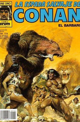 La Espada Salvaje de Conan. Vol 1 (1982-1996) #104