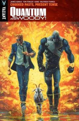Quantum & Woody (2013) (Softcover 128-144 pp) #3