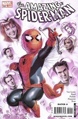 The Amazing Spider-Man Vol. 2 (1999-2014) (Comic-Book) #605