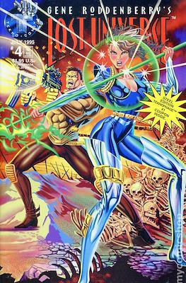 Lost Universe (Comic Book) #4