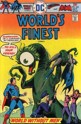 World's Finest Comics (1941-1986) (Comic Book) #233