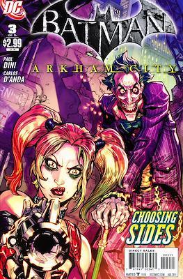 Batman Arkham City (Digital) #3
