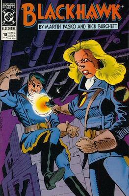 Blackhawk Vol 3: (1989-1990) #10