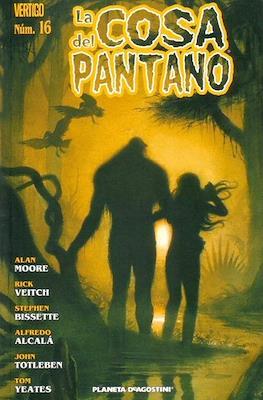 La Cosa del Pantano (2006-2008) (Rústica 64 pp) #16