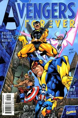 Avengers Forever (Comic Book) #7