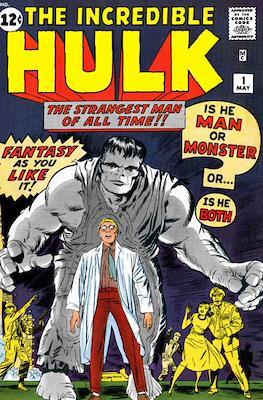 The Incredible Hulk Vol. 1 (1962-1999)