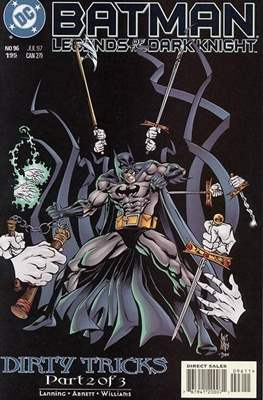 Batman: Legends of the Dark Knight Vol. 1 (1989-2007) (Comic Book) #96