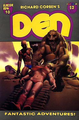 Den (Comic Book) #10