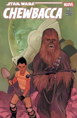 Chewbacca (Comic-book) #3