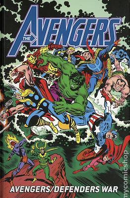 The Avengers: Avengers/Defenders War