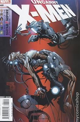 The Uncanny X-Men (1963-2011) (Comic-Book) #481