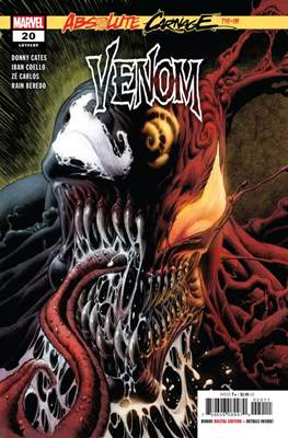 Venom Vol. 4 (2018) (Comic Book) #20