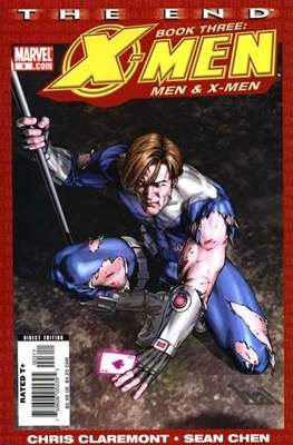X-Men The End Book Three: Men & X-Men (Grapa) #3