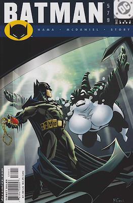 Batman Vol. 1 (1940-2011) (Comic Book) #579