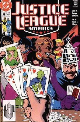 Justice League / Justice League International / Justice League America (1987-1996) (Comic-Book) #43