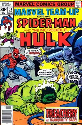 Marvel Team-Up Vol. 1 (Comic-Book) #54
