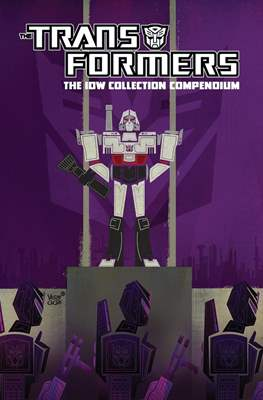 Transformers: The IDW Collection Compendium