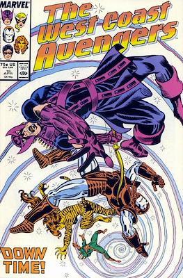 West Coast Avengers Vol. 2 (Comic-book. 1985 -1989) #19