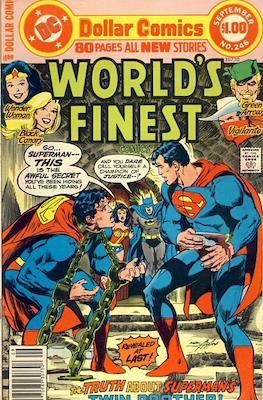 World's Finest Comics (1941-1986) (Comic Book) #246