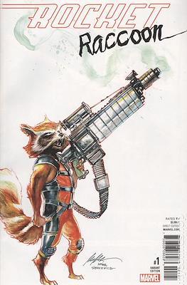 Rocket Raccoon (2016-2017 Variant Covers) (Comic Book) #1