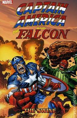 Captain America and The Falcon (Softcover) #4