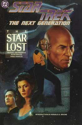 Star Trek The Next Generation The Star Lost