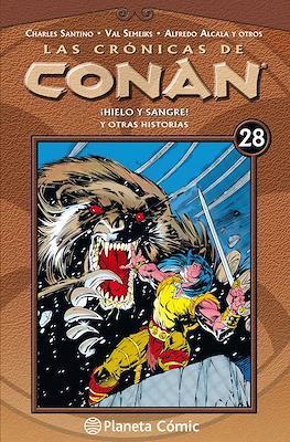 Las Crónicas de Conan (Cartoné 240 pp) #28