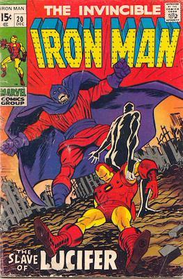Iron Man Vol. 1 (1968-1996) (Comic book) #20