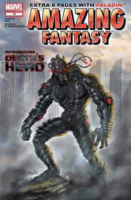 Amazing Fantasy Vol 2 (2004-2005) (Serie Regular, grapa, 48 páginas) #16