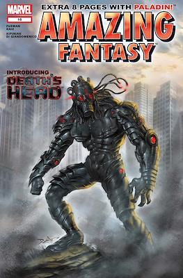 Amazing Fantasy Vol 2 (2004-2005) (Comic Book 48 pp) #16